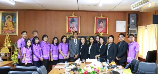 โครงการ Site visit ช่วยเหลือติดตามการดำเนินงานตามคำรับรองการปฏิบัติราชการจุดภาคเหนือ สพป.กาญจนบุรีเขต3, สพป.อุทัยธานีเขต1, สพม.9(สุพรรณบุรี,นครปฐม) ระหว่างวันที่ 27-29 มิถุนายน 2559