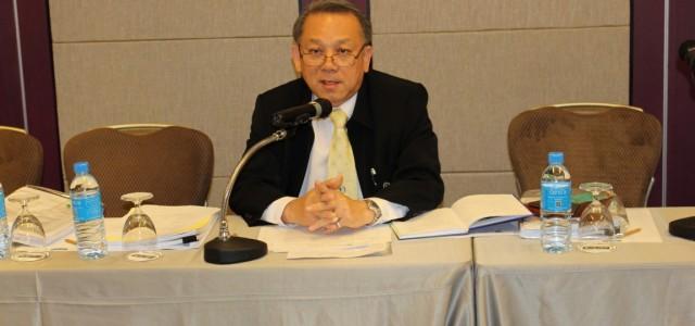 ประชุมทบทวน ยกร่างพัฒนาคู่มือสำหรับประชาชนตาม พ.ร.บ.การอำนวยความสะดวกในการพิจารณาขออนุญาตของทางราชการ พ.ศ.2558 ระหว่างวันที่ 17-19 สิงหาคม 2559 ณ โรงแรมเซ็นทรา เซ็นทรัล สเตชั่น กรุงเทพมหานคร
